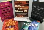 Book of the Month April 2017 Subscription Box Review + Coupon