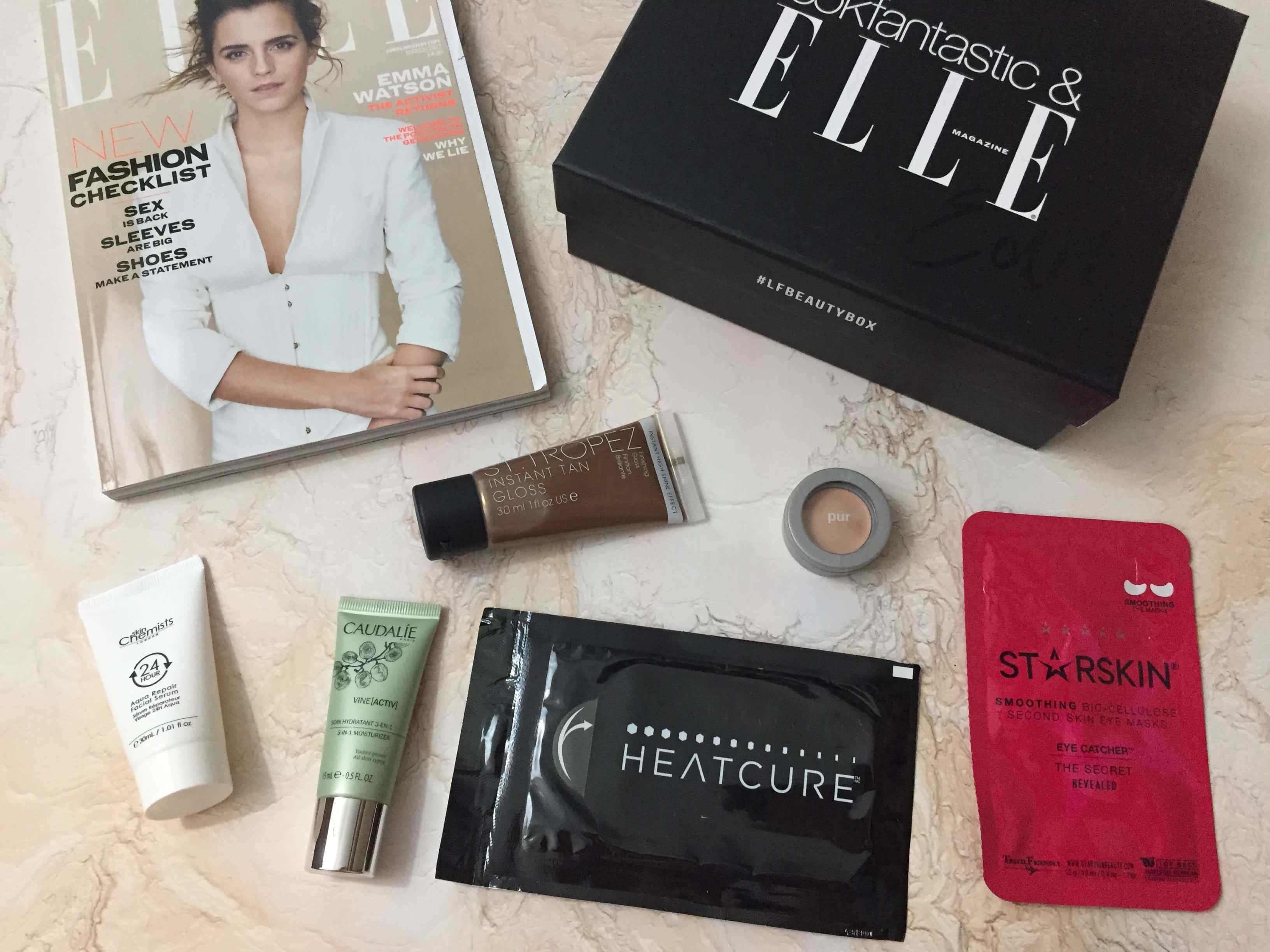 Look Fantastic March 2017 Subscription Box Review