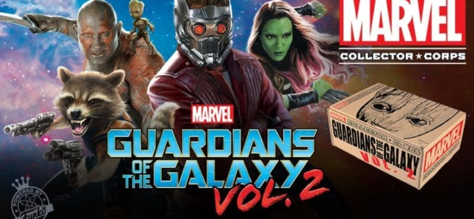 Marvel Collector Corps April 2017 FULL Spoilers!