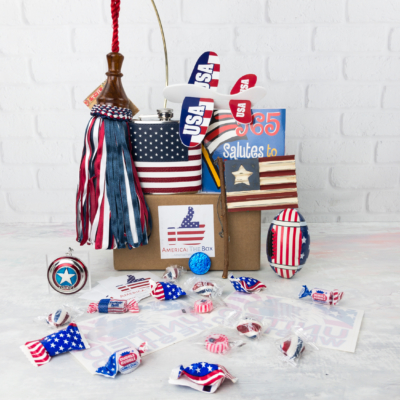 America: The Box April 2017 Subscription Box Review + Coupon