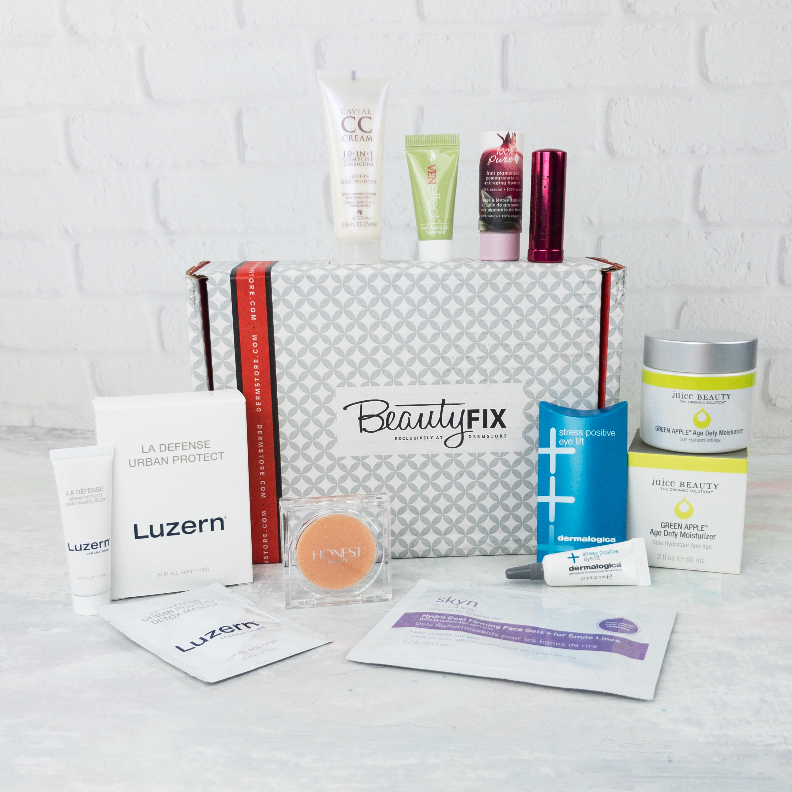 BeautyFIX April 2017 Subscription Box Review + Coupon