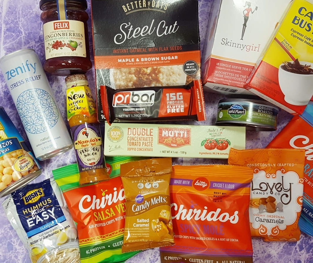 DegustaBox April 2017 Subscription Box Review + First Box 50% Off Coupon!
