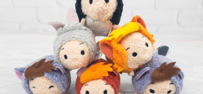 Disney Tsum Tsum April 2017 Subscription Box Review