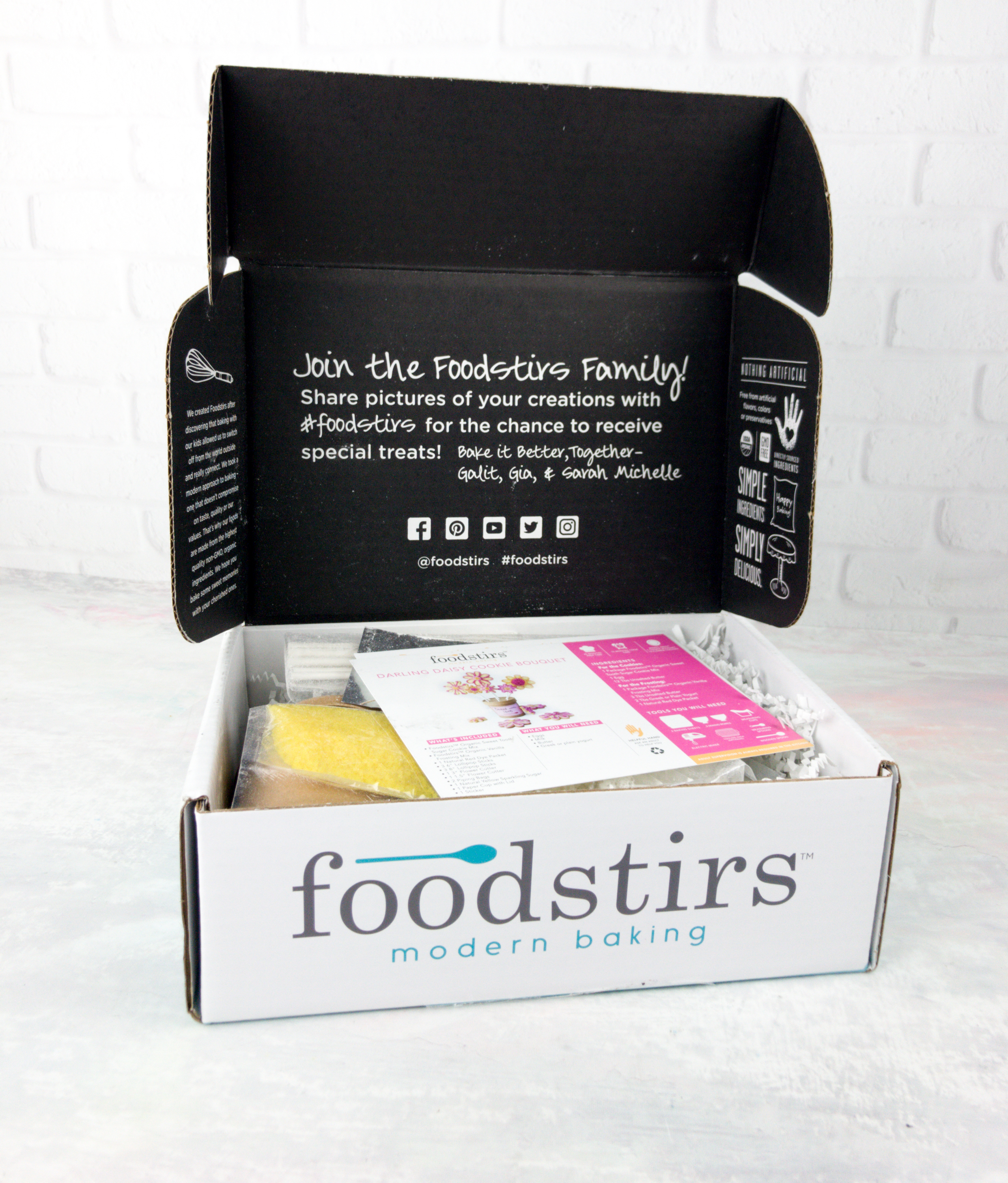 Foodstirs April 2017 Subscription Box Review + Coupon!