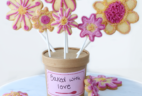 Foodstirs 80% Off Coupon: April 2017 Darling Daisy Cookie Bouquet Kit $9.95 Shipped!