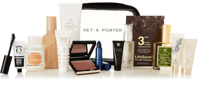 Net-A-Porter Beauty Travel Kit Available Now!