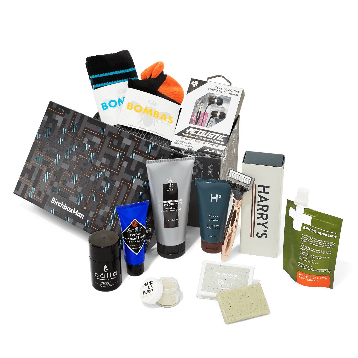 New Birchbox Man Limited Edition Best of Box Now Available + Coupons!