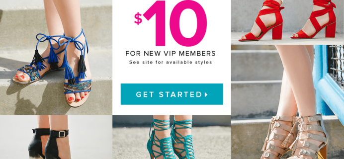 Shoedazzle Mother's Day Deal: First Style Just $10!