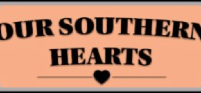 Our Southern Hearts Deluxe Mystery Box Available Now!