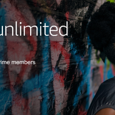 Amazon Music Unlimited – 3 Months for 99¢!