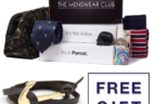 The Menswear Club 50% Off Coupon + Free Gift!