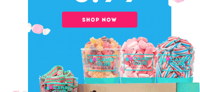 48 Hours Only Candy Club Deal: First Box just $5.99!
