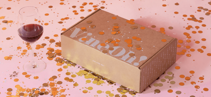 VineOh! Fall 2018 Box Available For Pre-Order Now + $10 Coupon!