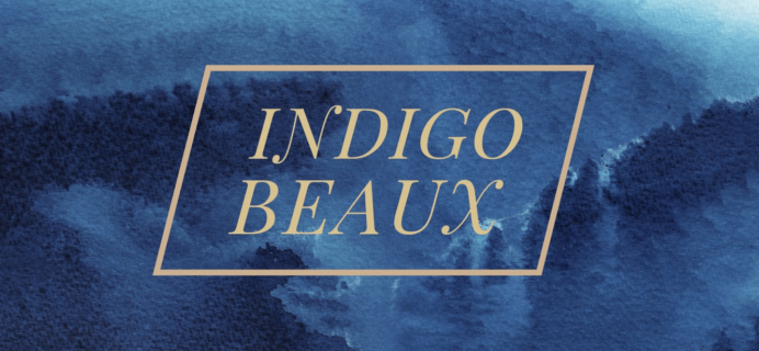 Indigo Beaux November 2017 Spoiler!