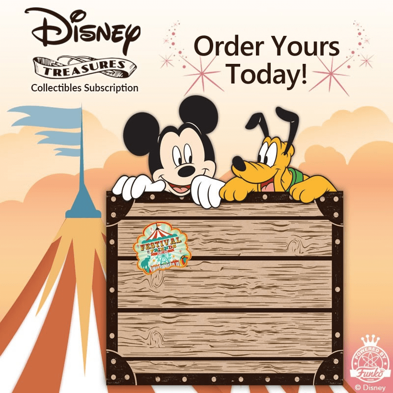 Disney Treasures June 2017 – Now Available to Order!