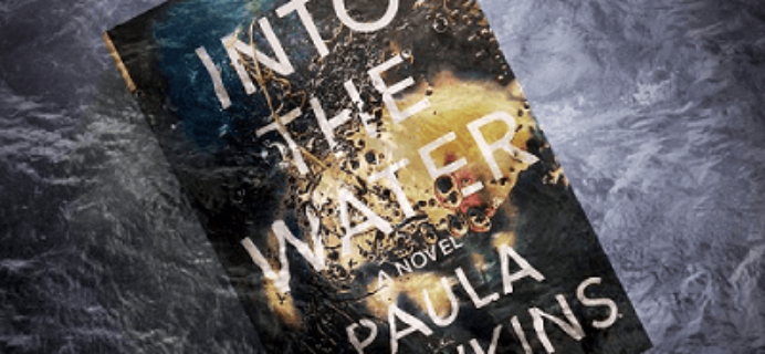 FREE Paula Hawkins Bonus Book with New Book of the Month Subscription!