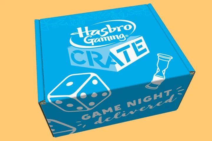 Hasbro Gaming Crate Available Now + Spoilers!