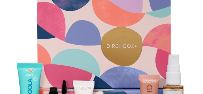 Birchbox May 2017 Sample Choice Time!