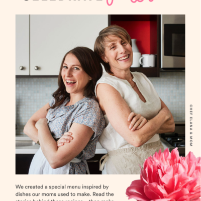 Plated Mother's Day Menu Now Available + $30 Coupon!