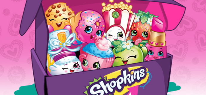 Shopkins Direct Subscription Box Now Available!