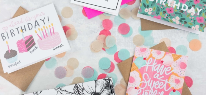 Magnolia Crate Subscription Box Review & Coupon – March 2017