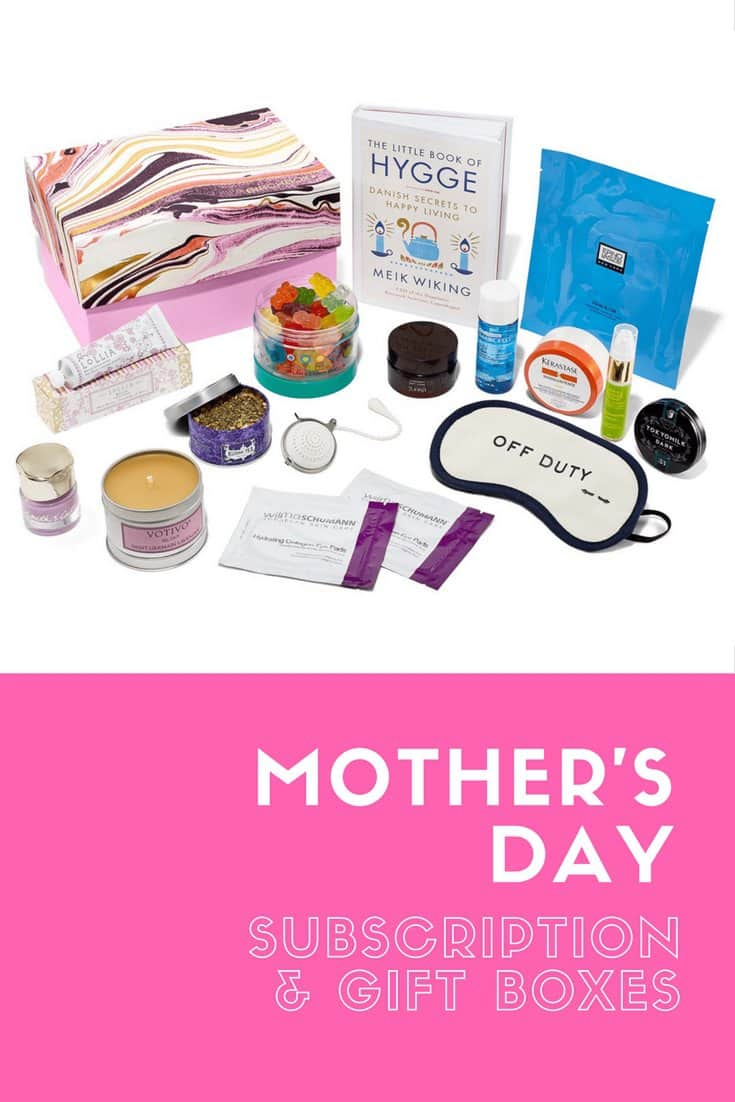 Mother's Day Subscription Boxes, Deals, and Limited Edition Gift Boxes!