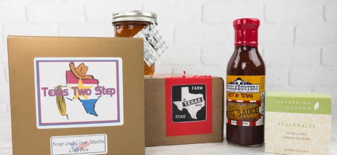 My Texas Market February 2017 Subscription Box Review & Coupon