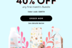 Honest Company Earth Day Sale: 40% Off Essentials Bundles for New Members!