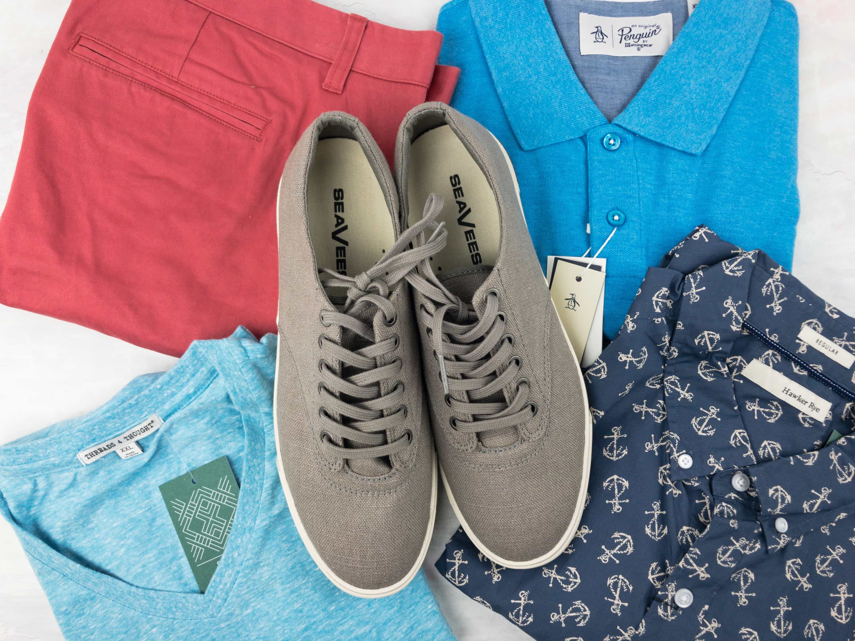 Stitch Fix Men May 2017 Review