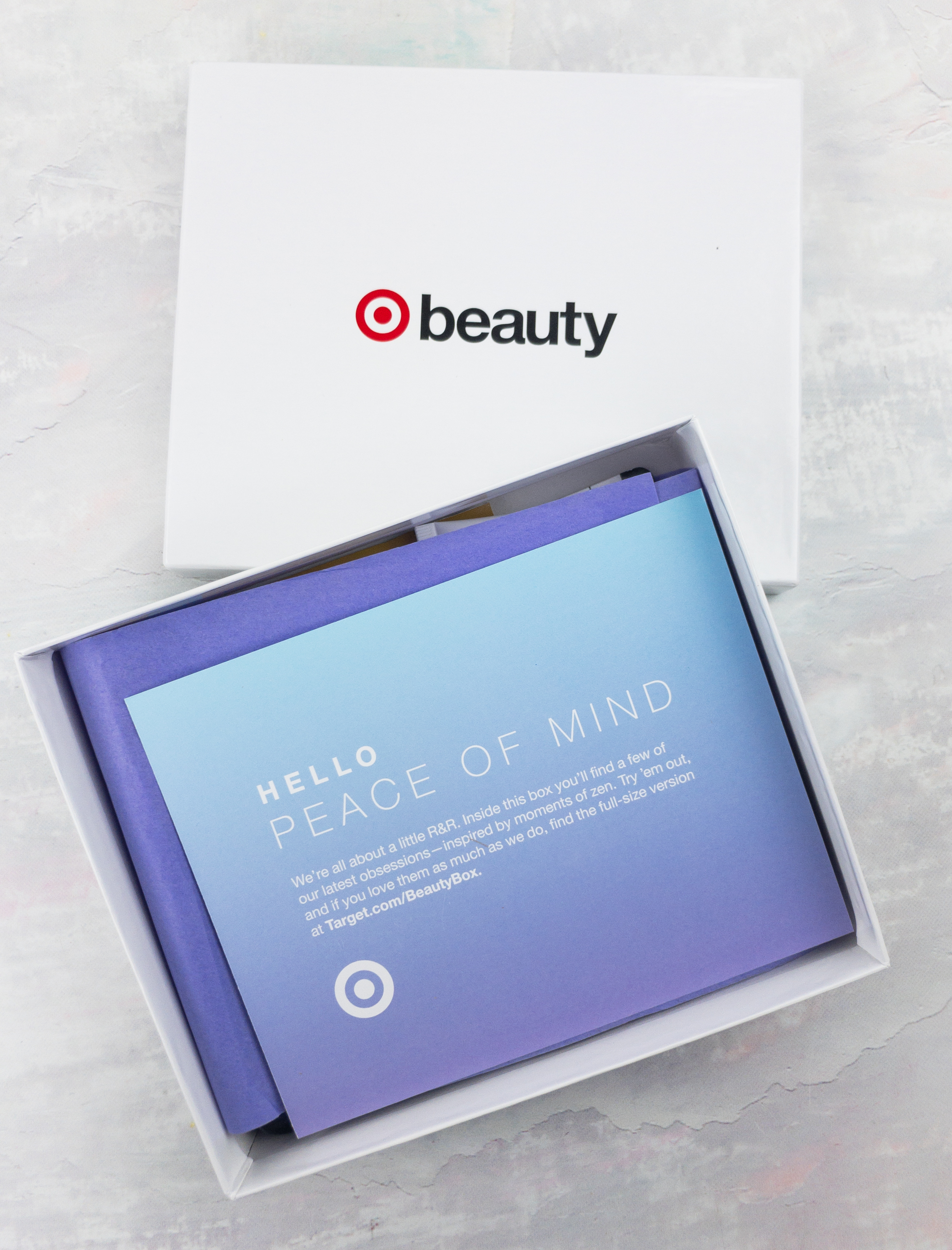 Target Beauty Box April 2017 Review