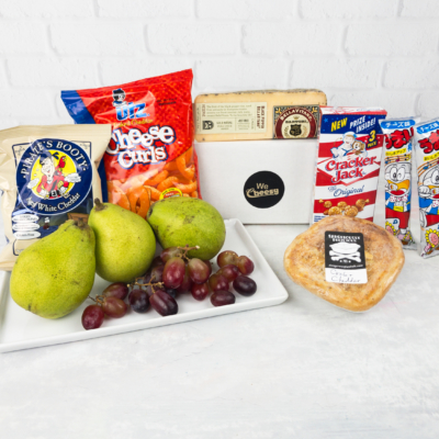 We Cheesy April 2017 Subscription Box Review + Coupon