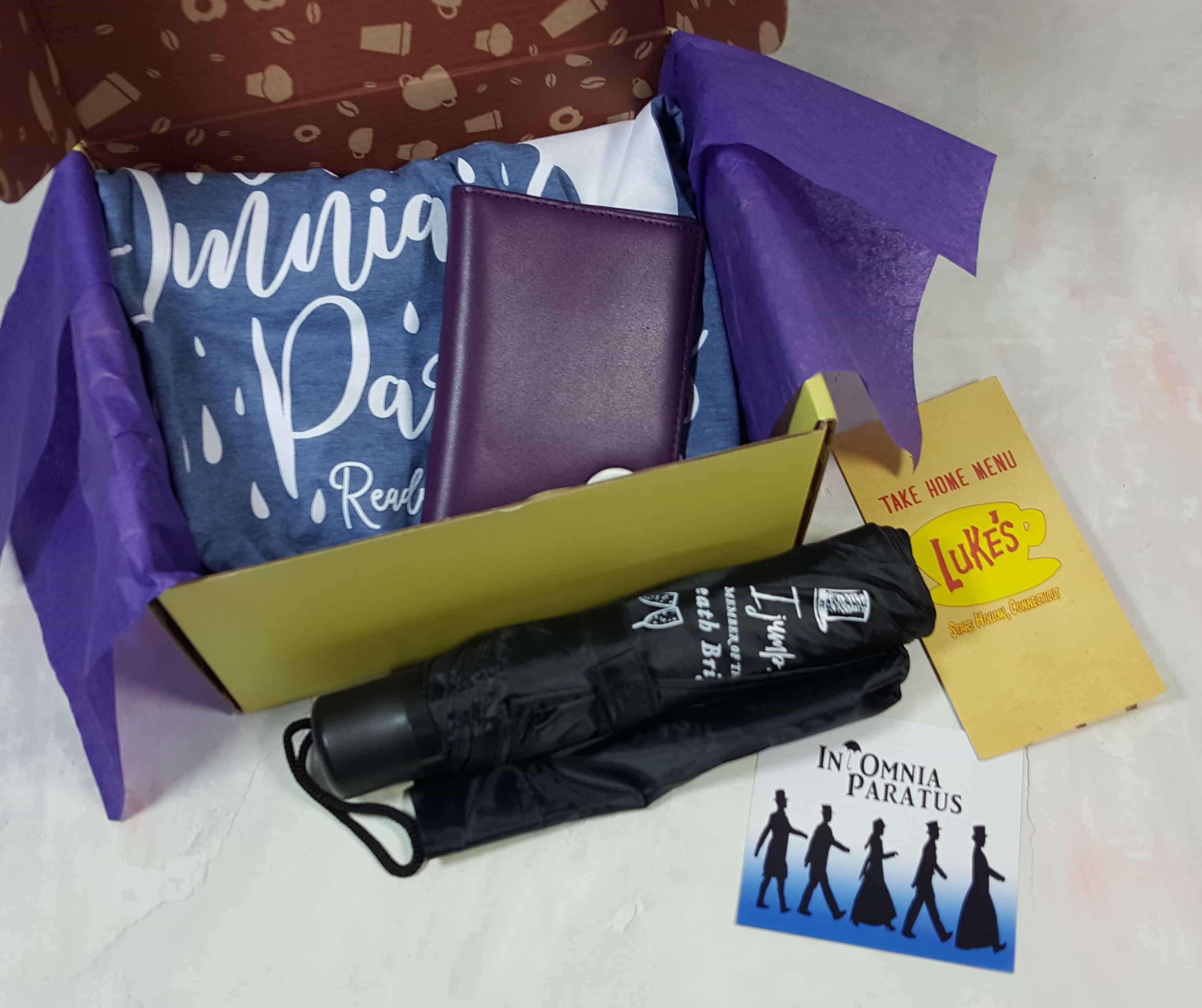 Stars Hollow Monthly Subscription Box Review – April 2017