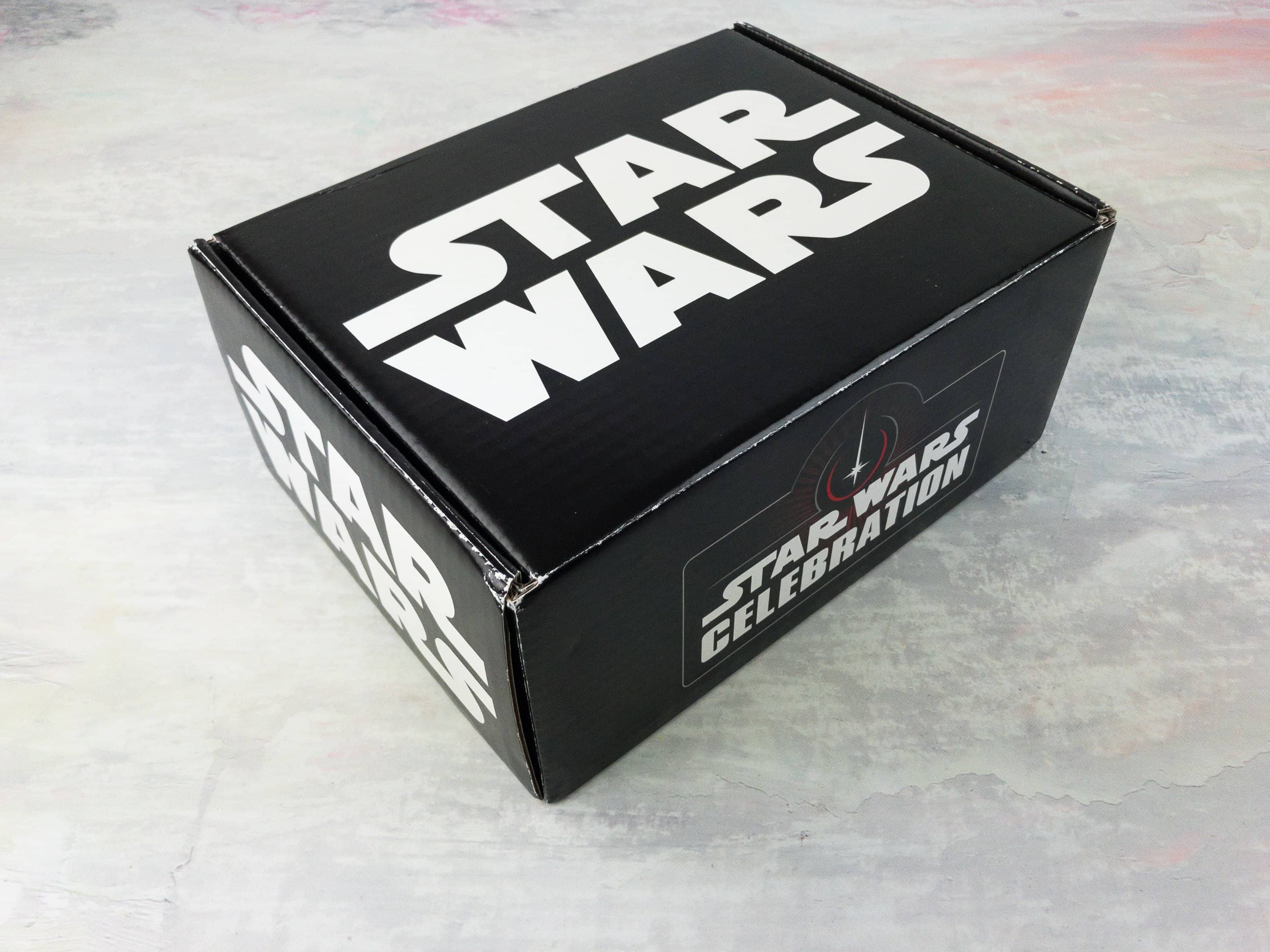 2017 Star Wars Limited Edition Box by Nerd Block Review