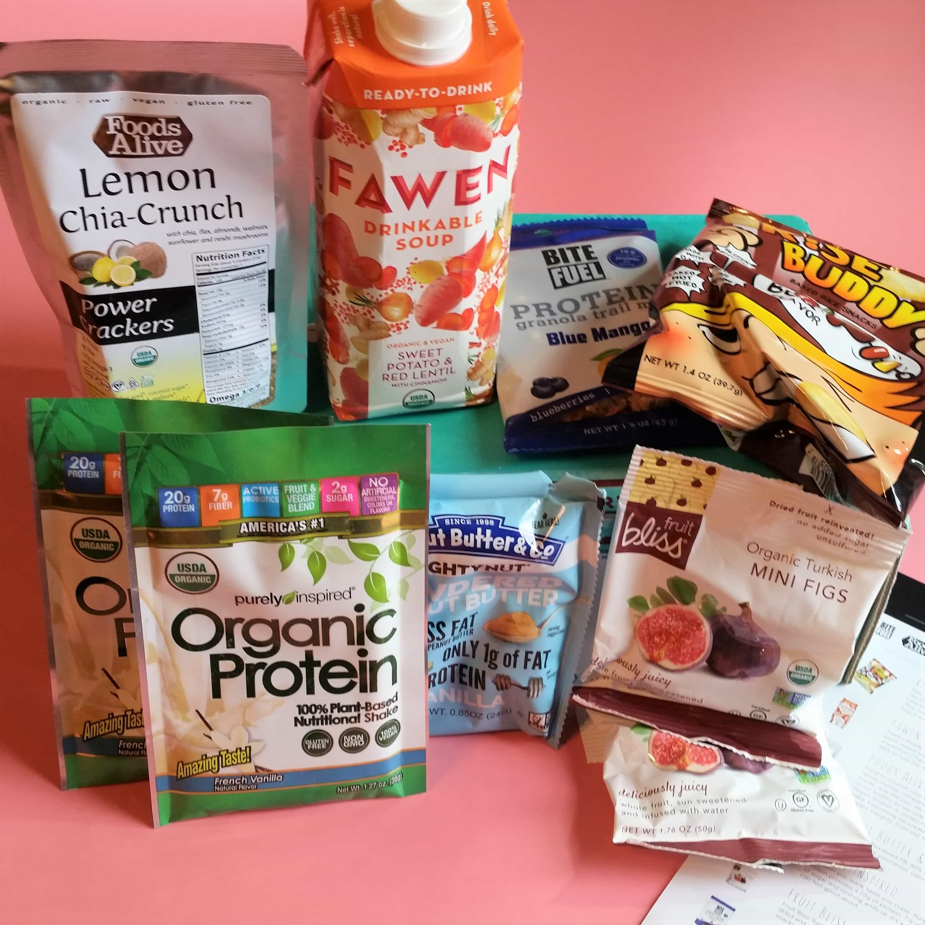 FitSnack May 2017 Subscription Box Review & Coupon