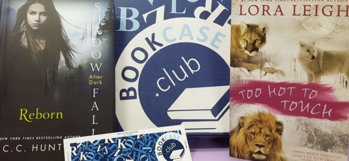 BookCase.Club May 2017 Subscription Box Review & Coupon – Blind Date Case