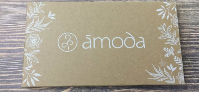 Amoda Tea May 2017 Subscription Box Review + Coupon!