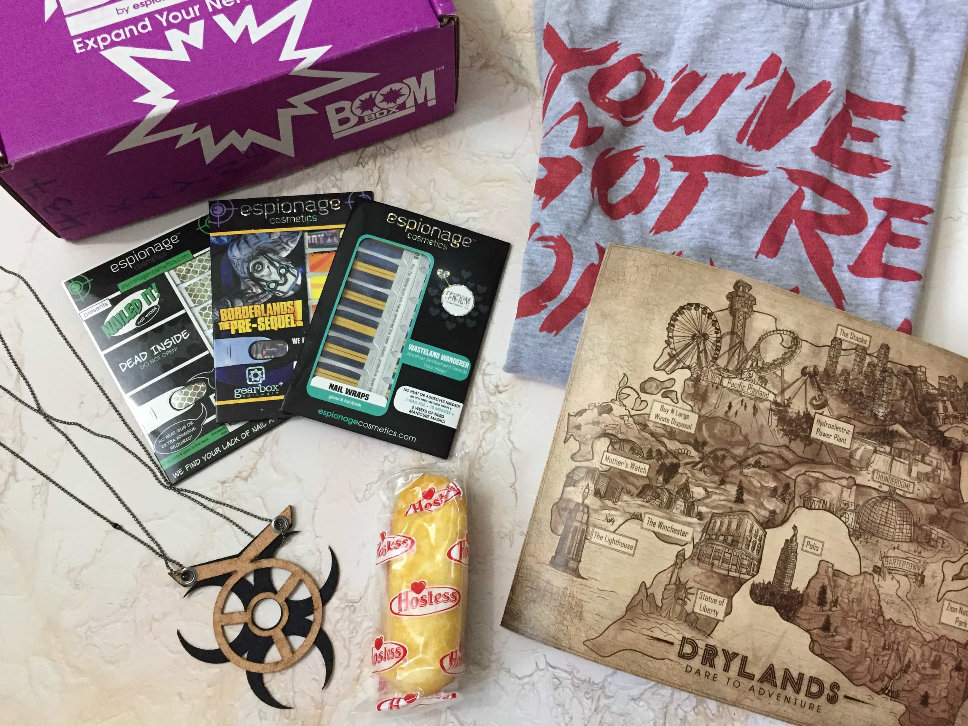 EC BOOM! Box May 2017 Subscription Box Review & Coupon