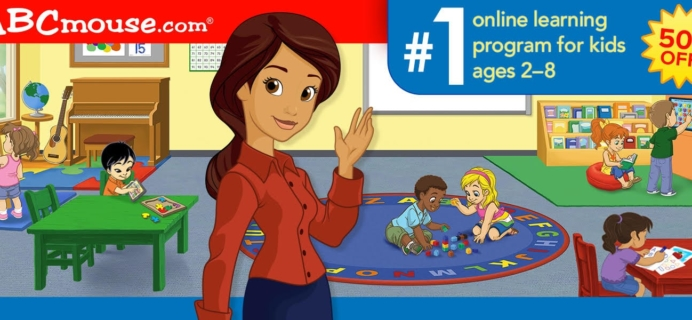 ABCmouse Labor Day Sale: Get 1 Year of ABCmouse for $45 – 50% Off!