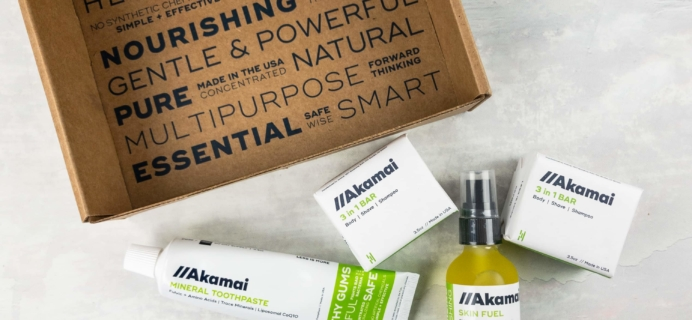 Akamai Essentials Kit Review + Coupon