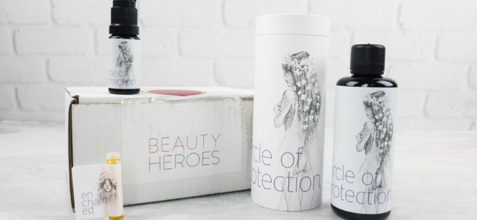Beauty Heroes May 2017 Subscription Box Review