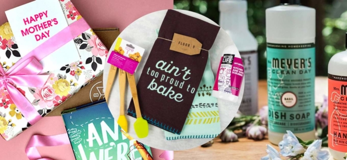 Best Mother's Day Weekend Subscription Box Deals!