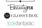 BeautyFIX vs BOXYCHARM vs Lookfantastic vs GLOSSYBOX July 2017 Battle of the $20+ Beauty Boxes!