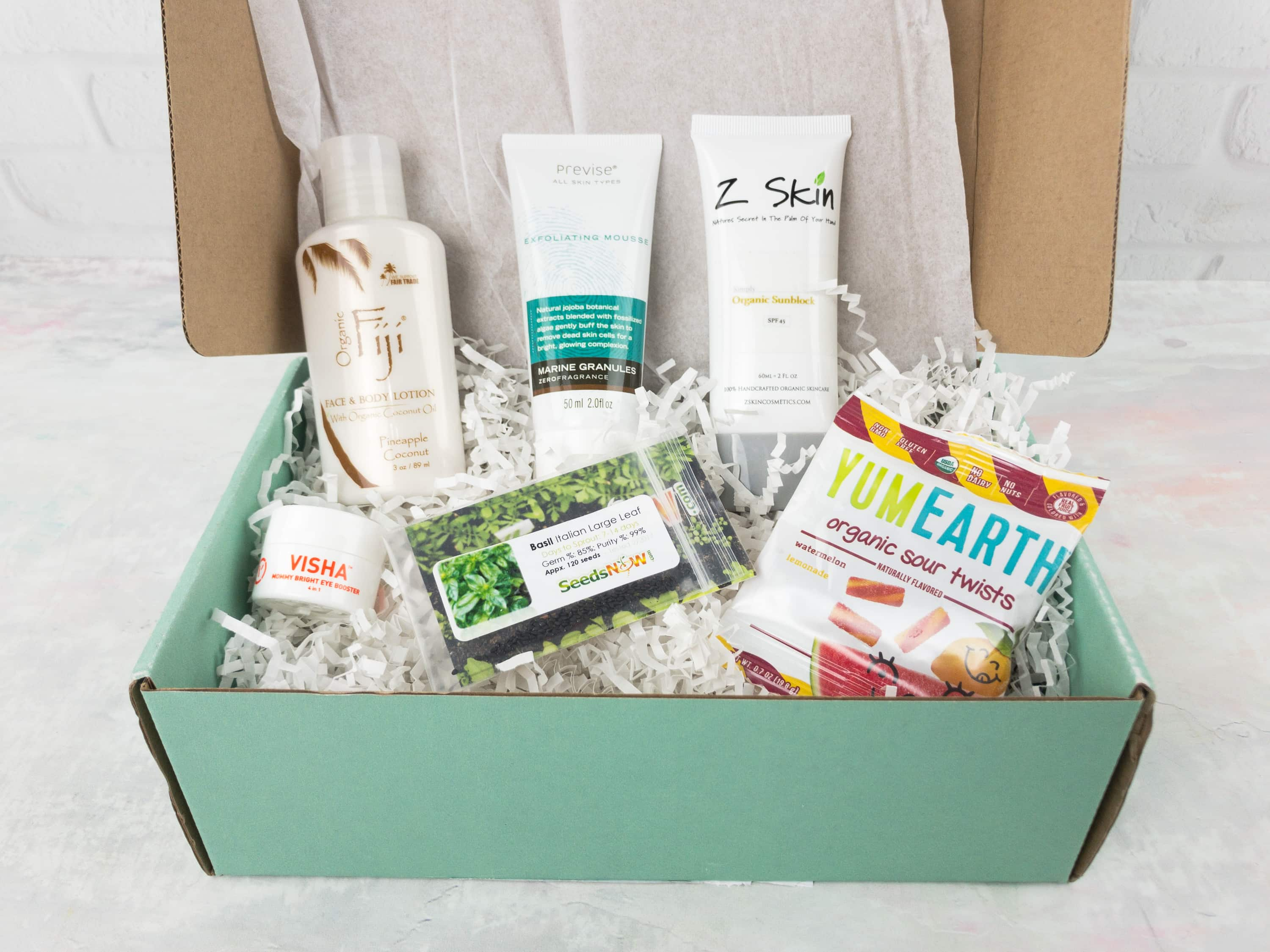 Ecocentric Mom May 2017 Subscription Box Review + Coupon – Mom Box