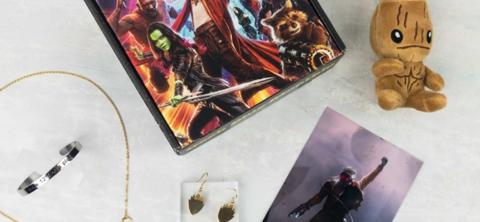 Geek Chic Monthly May 2017 Subscription Box Review
