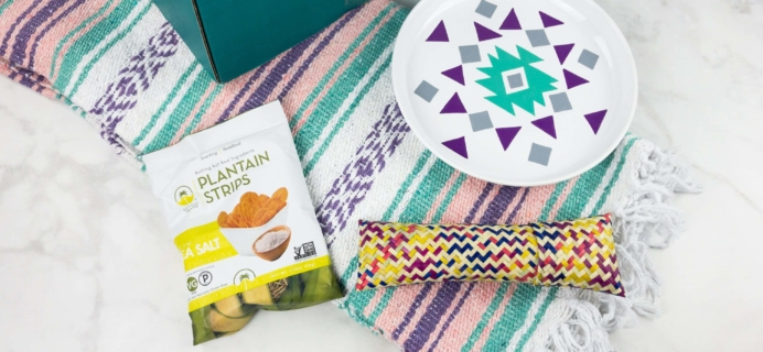 GlobeIn Artisan Box June 2017 Subscription Box Review + Coupon – AL FRESCO