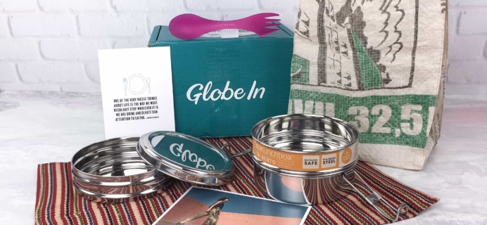 GlobeIn Artisan Box May 2017 Subscription Box Review + Coupon – LUNCH