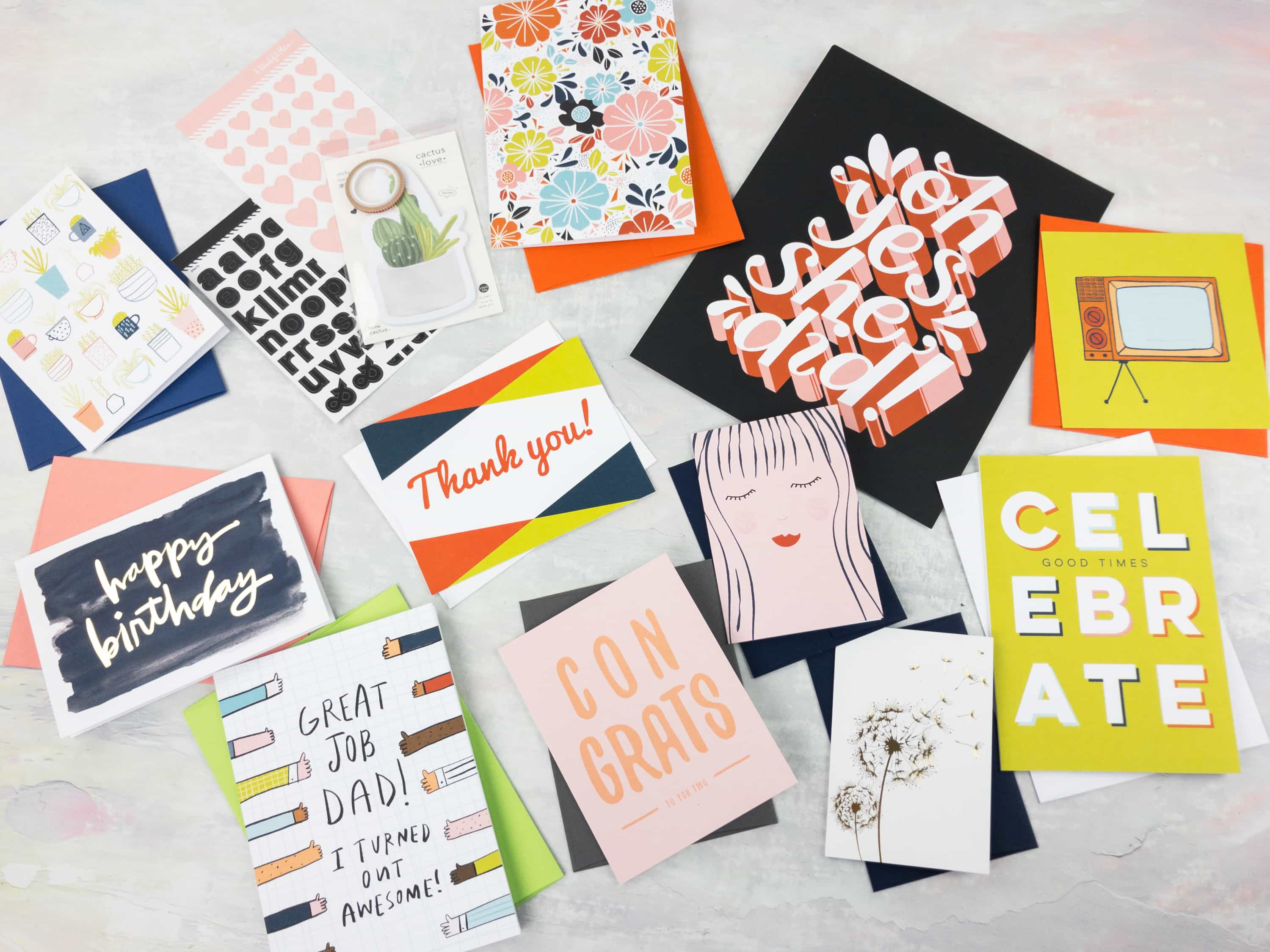 Happy Mail May 2017 Subscription Box Review