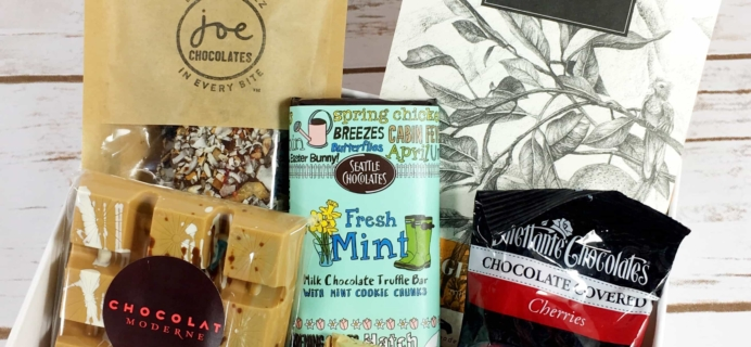 Chococurb Classic June 2017 Subscription Box Review