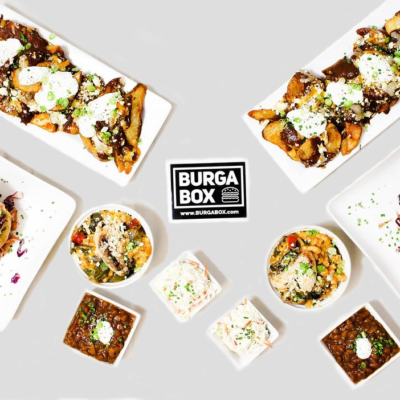 BurgaBox May 2017 Menu Available Now + Coupon!