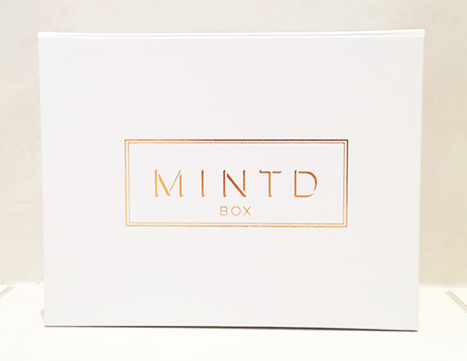 MINTD Box September 2018 Full Spoilers + Coupon!